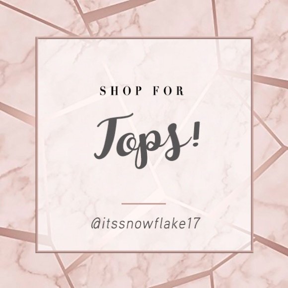 Tops - Shop for tops!